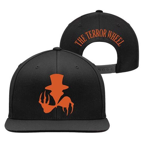 The Terror Wheel Black Snapback