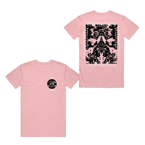 Rorschach Pink