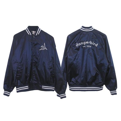 Logo Navy Embroidered