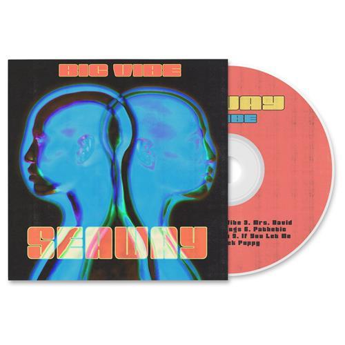 Big Vibe CD + Digital