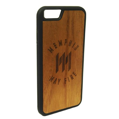 Logo Iphone 6/6S Wood Case
