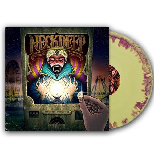 Wishful Thinking Yellow/Purple Smash LP