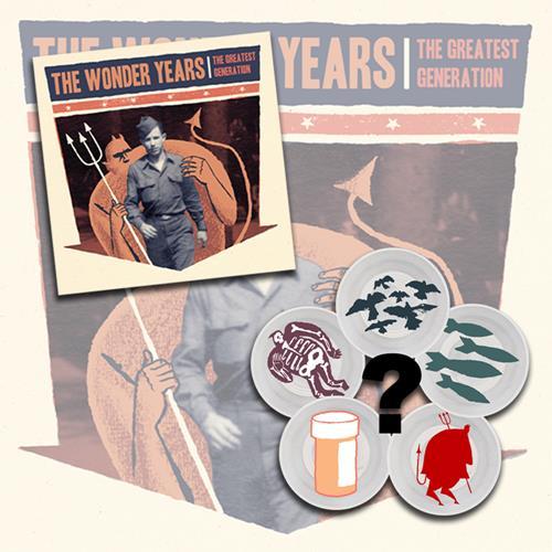 The Wonder Years CD+7inch