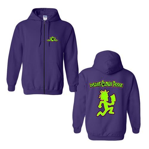 Yum Yum ICP Logo Purple