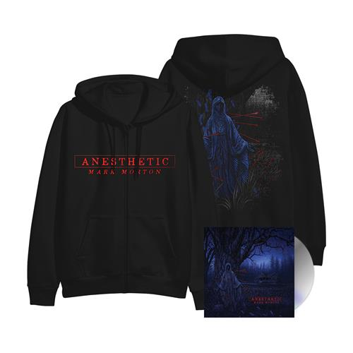 Anesthetic CD + Pullover