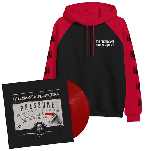 Logo Pullover + LP Bundle