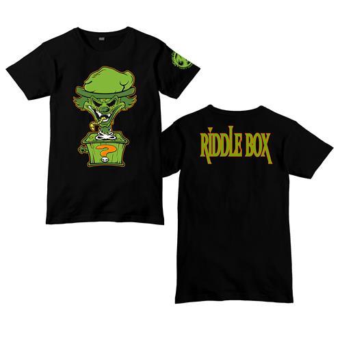 Undead Riddlebox Black