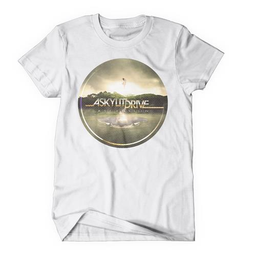 Ascension Circle White T-Shirt