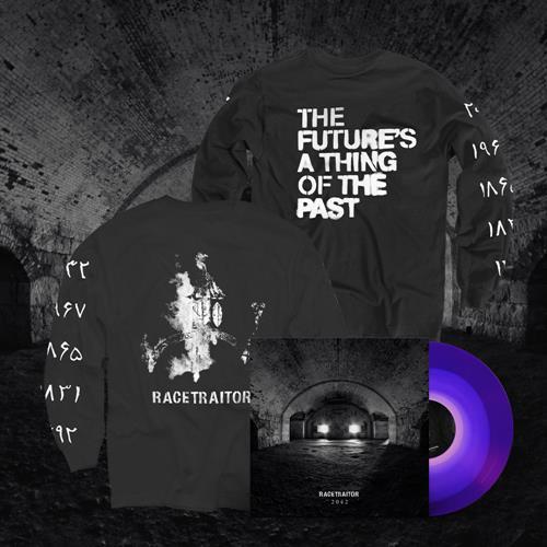 2042 - Burn Black Long Sleeve + LP
