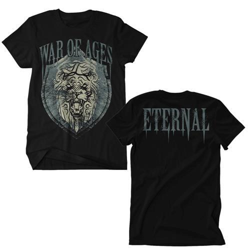 Lion Shield Black *Final Print* Final Print! $6 Sale