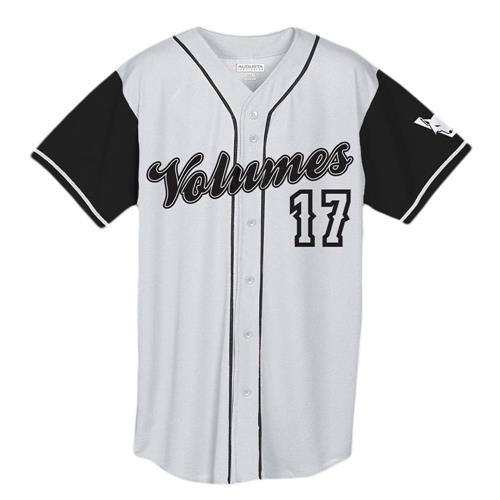 17 Logo Black/White Baseball