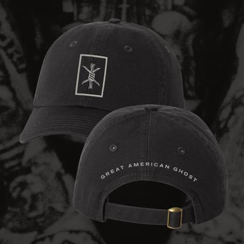 Rope Black Dad Hat
