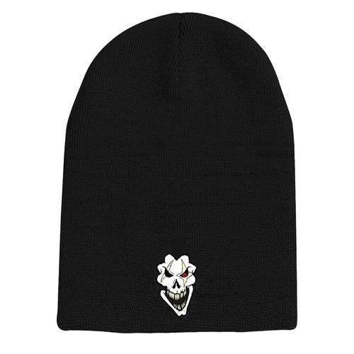 Death Pop Skull Black Winter