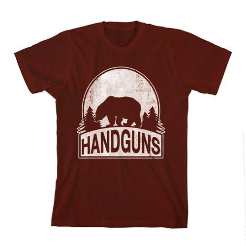 Bear Maroon
