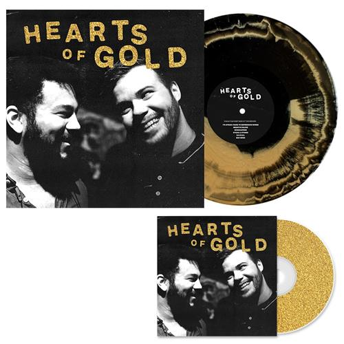 Hearts of Gold LP+CD