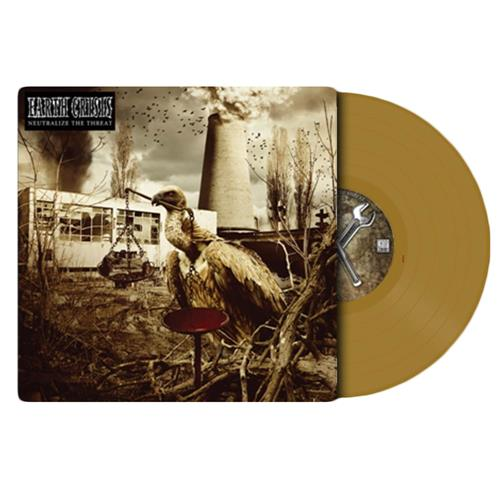 Neutralize The Threat Gold LP