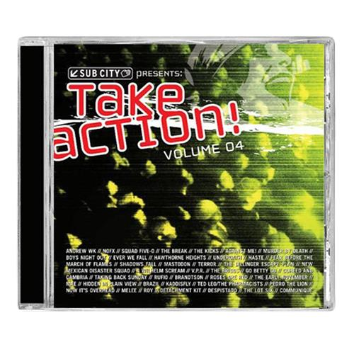 Various Artists - Take Action! Vol. 4