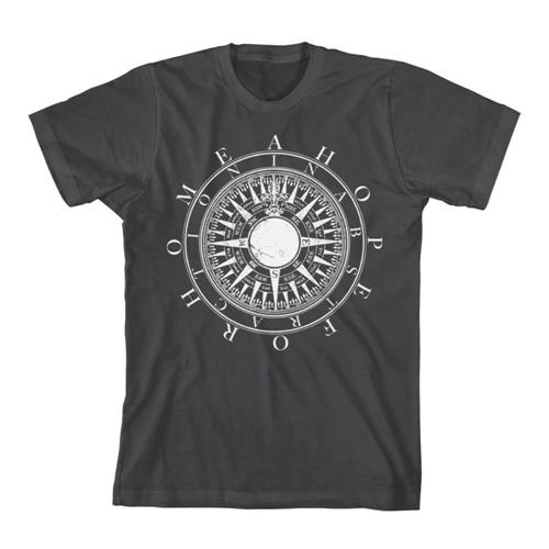 Compass Charcoal Tee $7 Sale! *Small Only*
