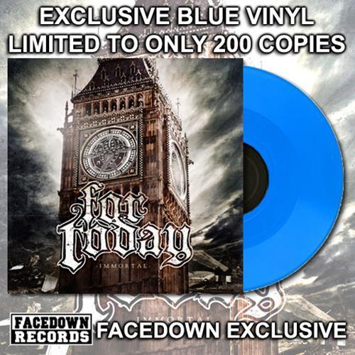 Immortal Blue LP