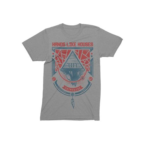 Hands Like Houses - Unimagine Heather Grey T-Shirt
