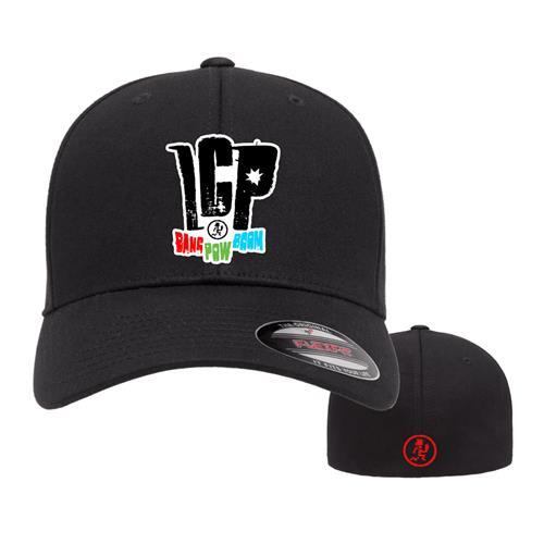 Bang! Pow! Boom! ICP Black