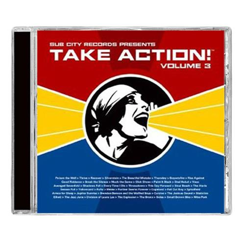 Various Artists - Take Action! Vol. 3