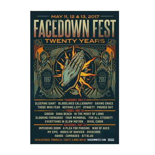Facedown Fest 17