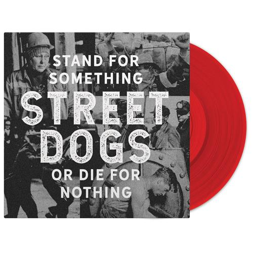 DNA Stand For Something Or Die For Nothing Transparent Red