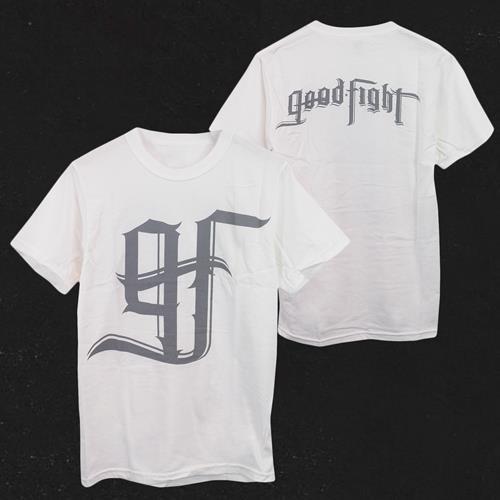 GF Clothing - GF Logo White