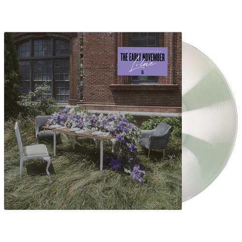Lilac Pinwheel LP