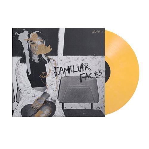 Familiar Faces LP + DD