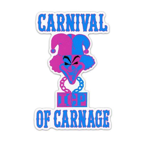 Carnival Of Carnage Magnet