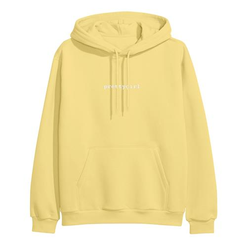 Pretty Girl Embrodered Light Yellow