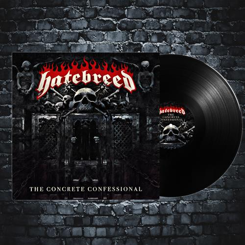 The Concrete Confessional Black