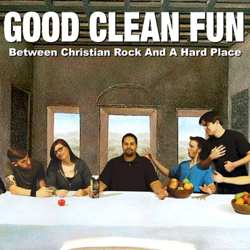 Between Christian Rock...
