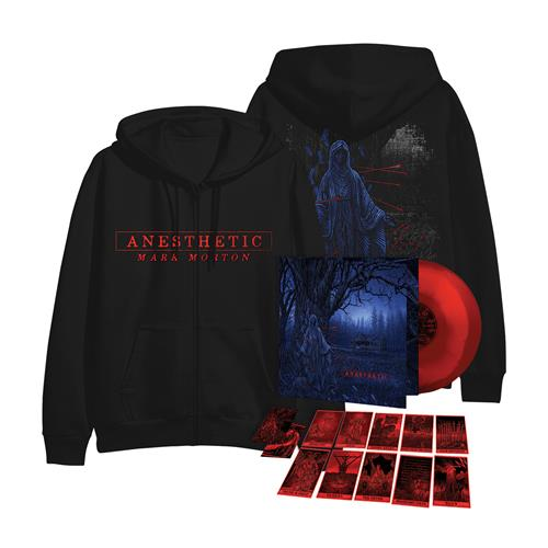 Anesthetic LP + Zip-Up