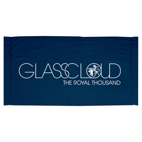 The Royal Thousand Blue Towel