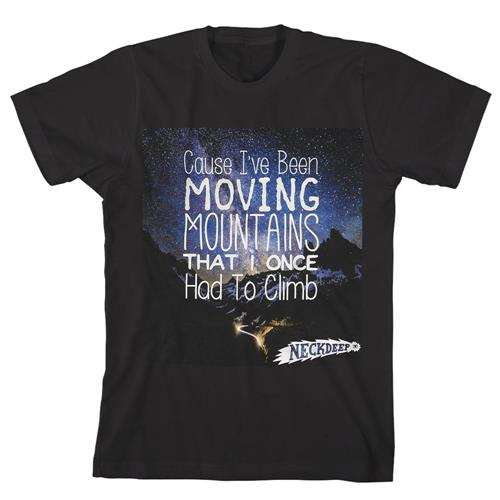 Moving Mountains Black