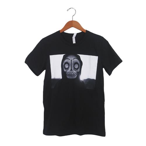 Skull Mask Black