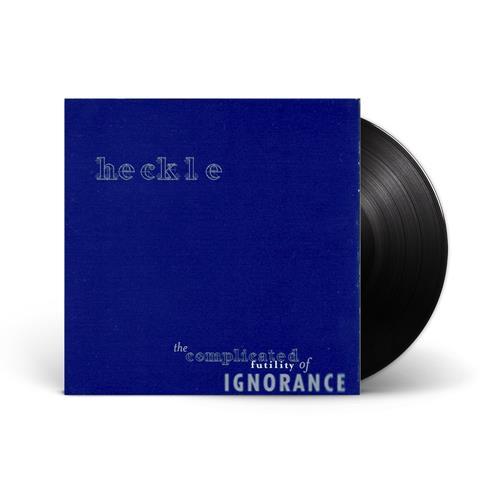 The Complicated Futility Of Ignorance Black LP