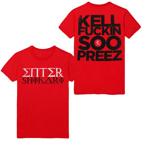 *Limited Stock* Kell Fuckin' Soopreez Red
