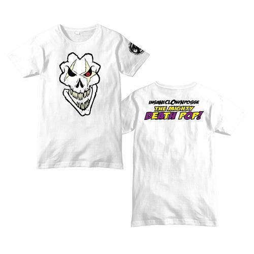 Death Pop Skull White