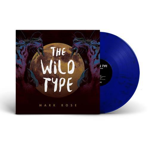 The Wild Type Royal Blue W/ Black Splatter