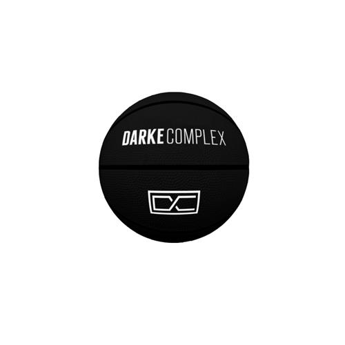 Dark Complex Logo Black Basketball
