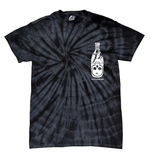 Bottle  Black Tie Dye