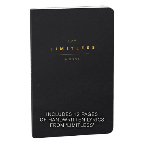 I Am Limitless Black Journal
