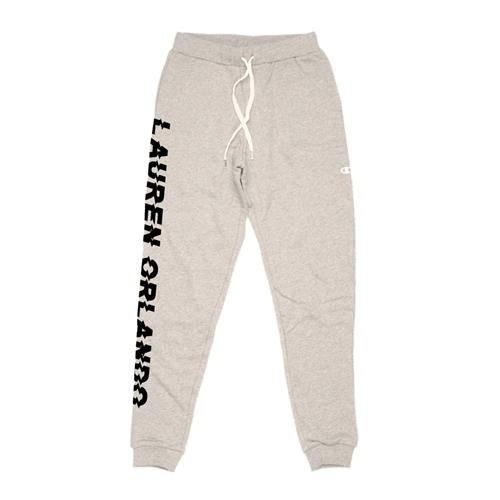 Glitch Oatmeal Champion Jogger