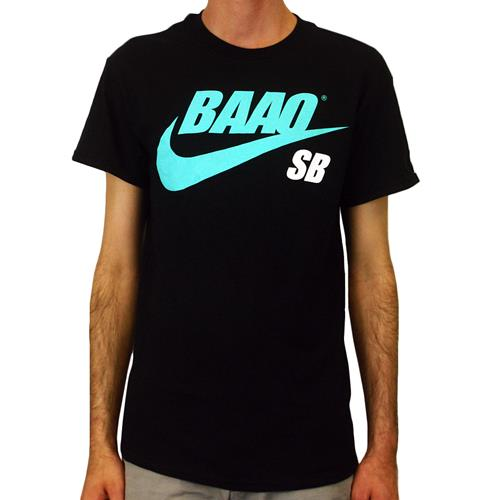 BAAO SB Black T-Shirt *Clearance*