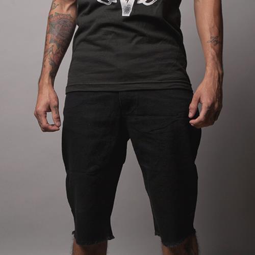 Shadow Denim Shorts
