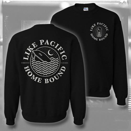 Homebound Black Crewneck